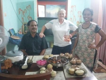 BAKING CUPCAKES AND DOUGHNUTS IN CHENNAI