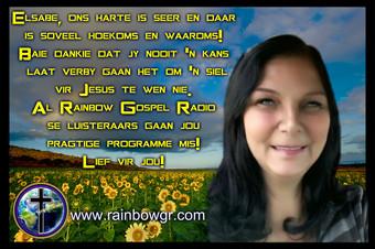 Past. Elsabe van Niekerk