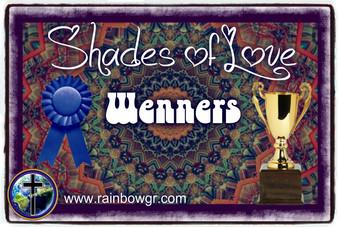 AANKONDIGING van die Shades of Love Wenners