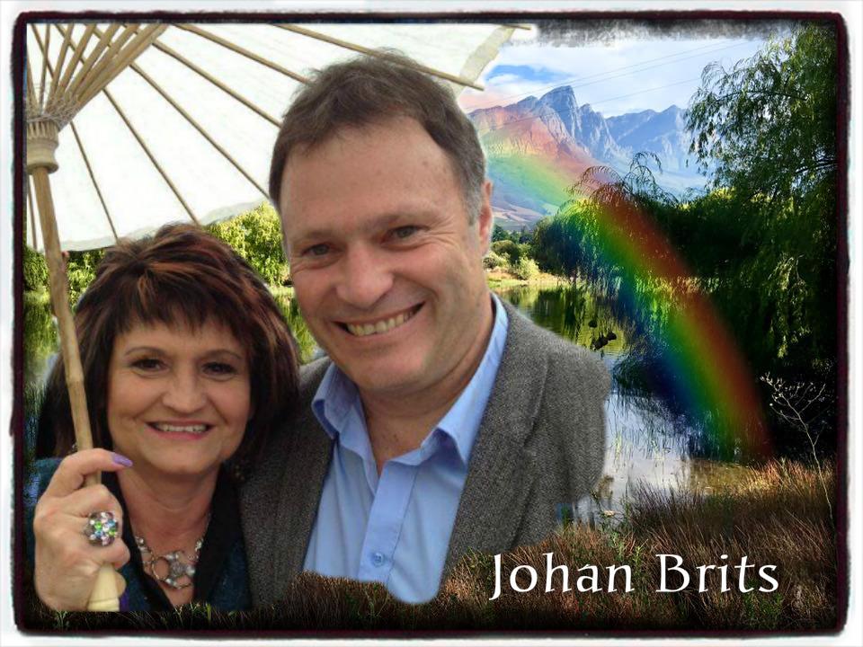Johan Brits