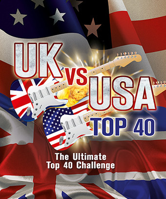 CAPE TOWN BARNYARD FUNDRAISING EVENT: UK versus USA TOP 40