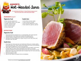 Hot-headed Tuna