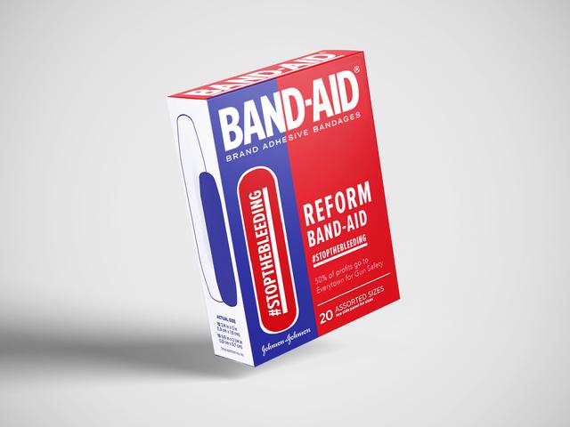 Band-Aid | #Stopthebleeding