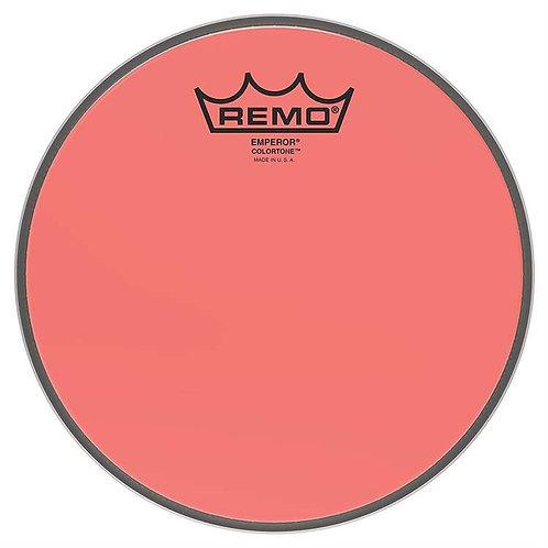 "Remo Emperor Colortone 12"" Red"