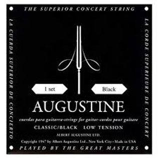 Augustine Black Classica Low T.