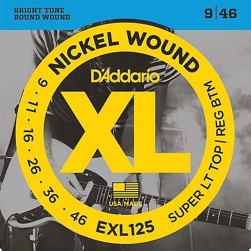 D'addario EXL125 Elettrica 09-46