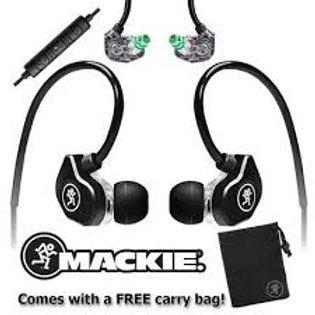 Mackie CR Buds cuffie con microfono