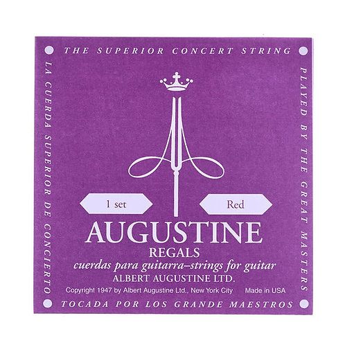 Augustine Regals Red Classica High T.