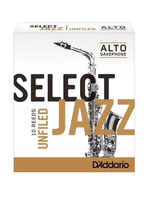 Rico Select Jazz Alto Sax 3 soft
