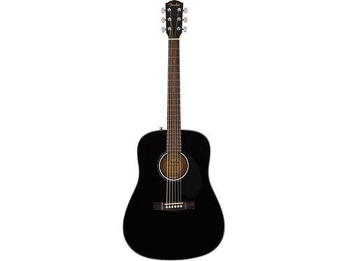 Fender CD-60S Acustica Black