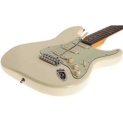 Jay Turser JT-300V-VWH Stratocaster Vintage White