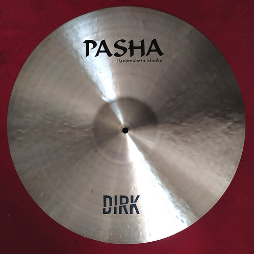 Pasha Dirk Crash 20
