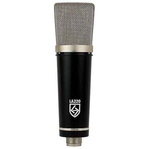 LAUTEN AUDIO LA-220 microfono condensatore da studio