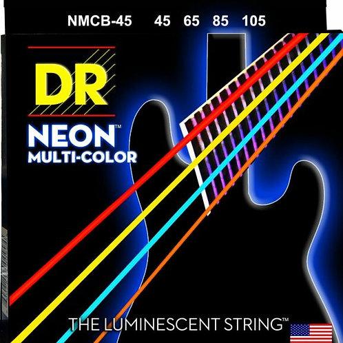DR NMCB-45 Neon Multi-Color  Basso 45-105