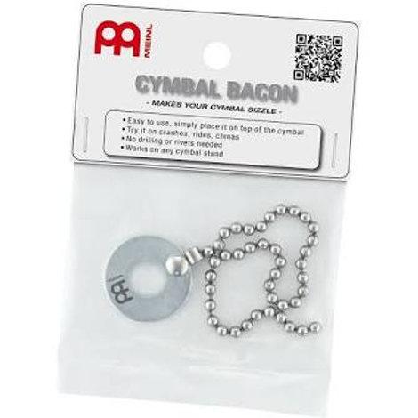 Meinl Cymbal Bacon Catena Sizzler