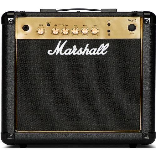 Marshall MG15GR Gold
