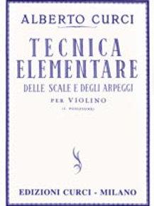 Tecnica Elementare delle scale e degli arpeggi per violino