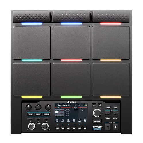 Alesis Strike MultiPad Campionatore MultiPad Usb Midi Percussioni Sampler Looper