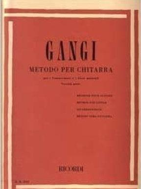 Metodo per chitarra Gangi prima parte