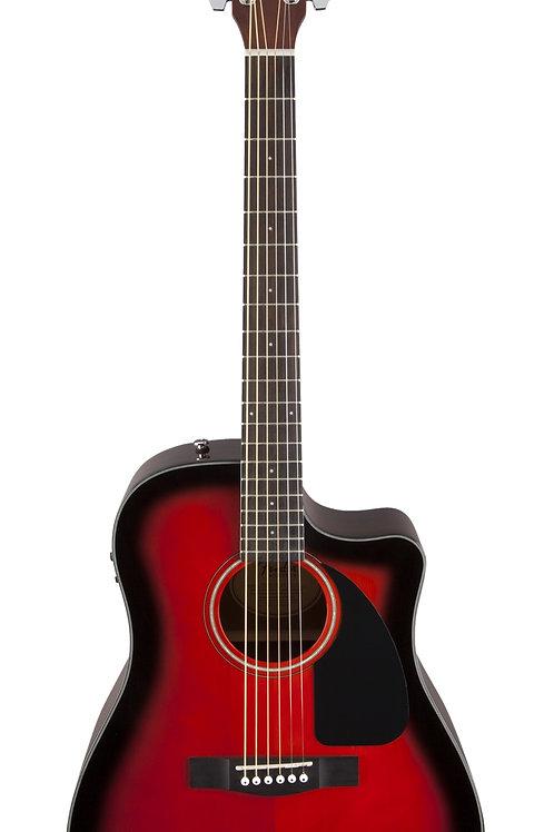 Fender CD-60CE Acustica Elettrificata Sunburst