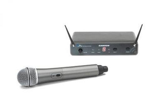SAMSON - CONCERT 88 UHF HANDHELD SYSTEM - C (638-662 MHZ)