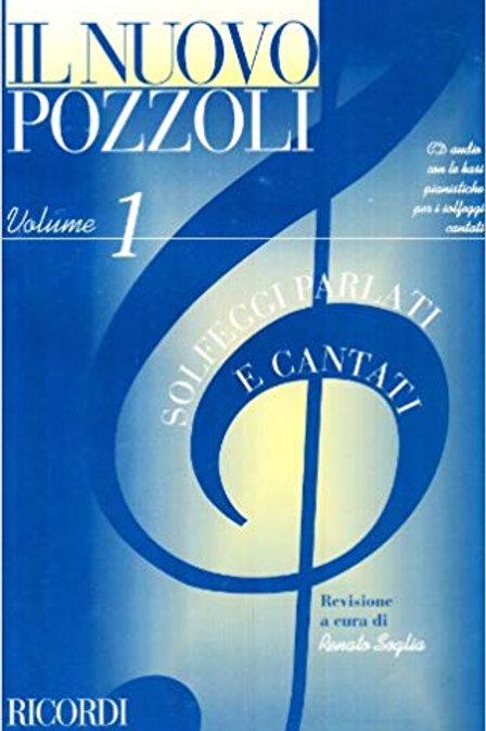 Il Nuovo Pozzoli Volume 1 con CD Audio