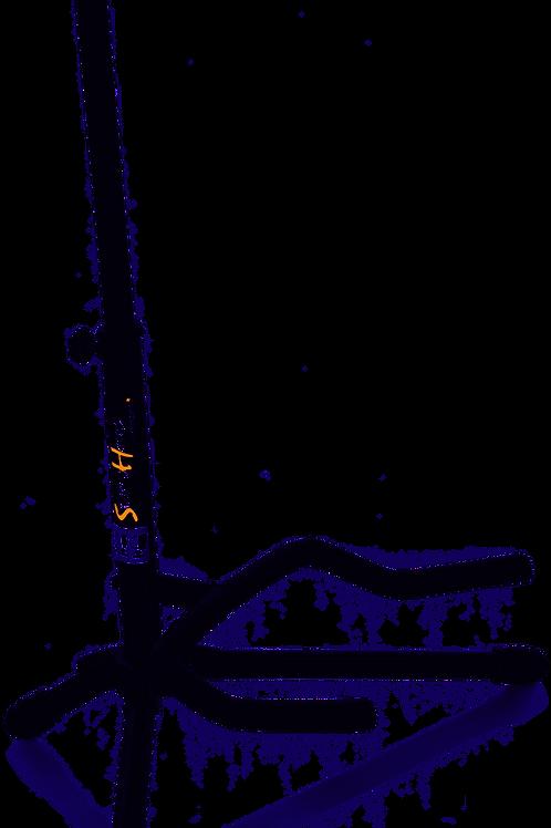 Bespeco SH700 Supporto per chitarra unicersale