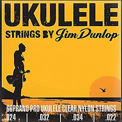 Dunlop DUY301 Ukulele Soprano Pro