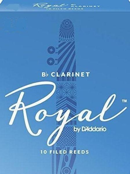 Rico Royal Clarinet Sib 2