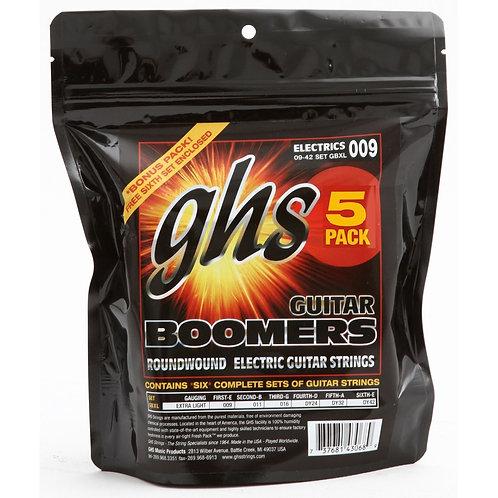 GHS Boomers 5pack Elettrica 09-42