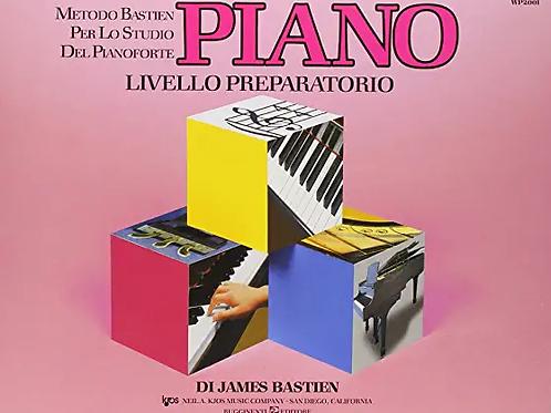 PIANO LIVELLO PREPARATORIO Bastien