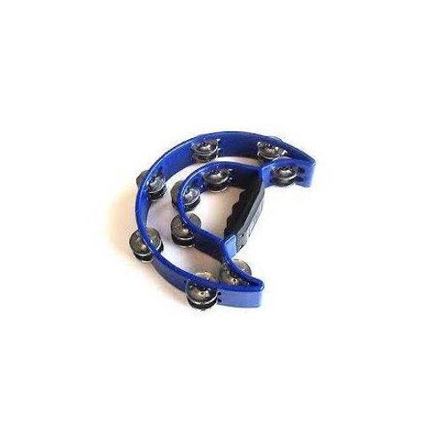 Hayman HTA-40-BU Tamburello Mezzaluna Cembalo Blu