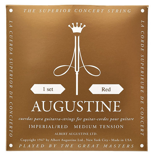 Augustine Imperial Red Classica Normal T.