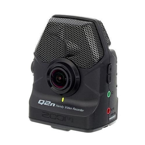Zoom Q2n Videocamera con Microfono