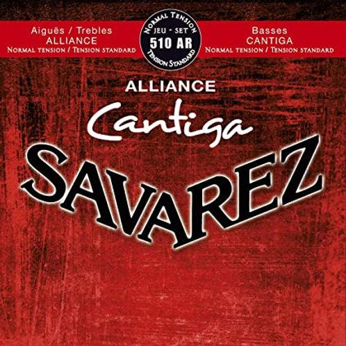 Savarez 510AR Cantiga Alliance Classica Normal T.