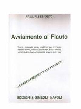 Avviamento al flauto - Esposito