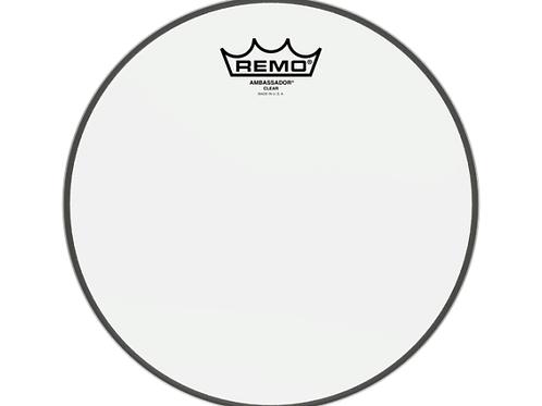 Remo Ambassador Clear Bass 22