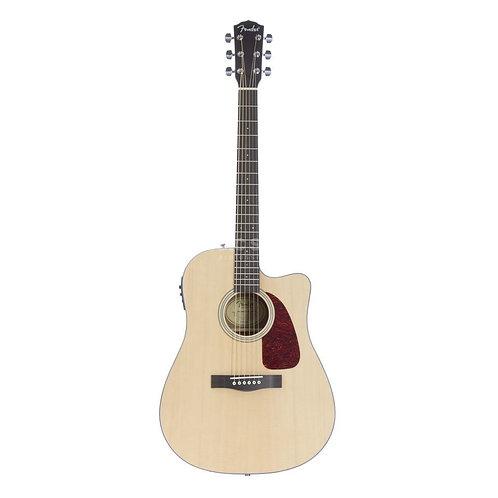 Fender CD-140SCE Acustica Elettrificata Natural Satinat
