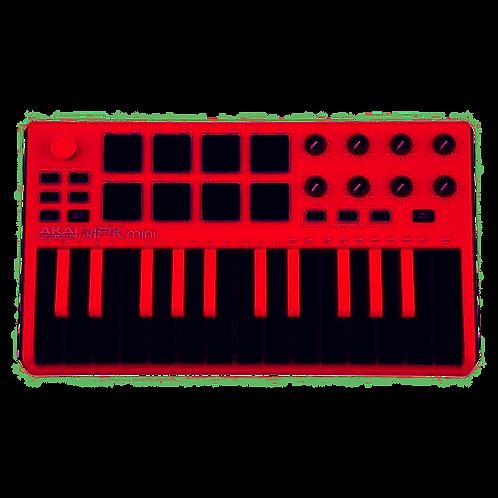 Akai MPK Mini Red Edition