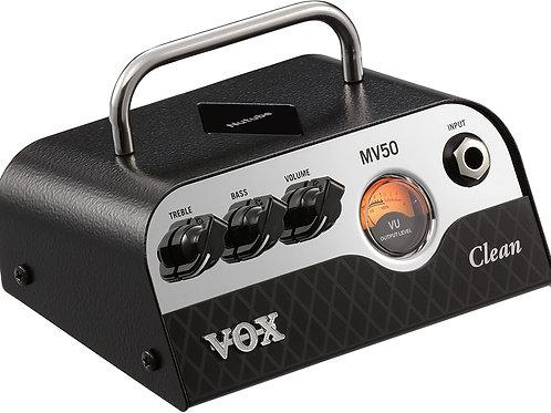 Vox MV50 Clean Testata