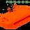 Thumbnail: Latin Percussion LP1204 Wood Block Piccolo Arancione