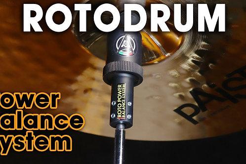 RotoDrum RotoPower Balance System