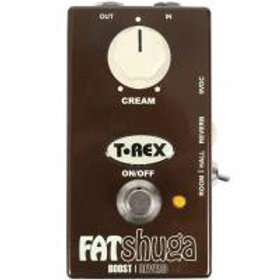 T-Rex Fat Shuga Boost Reverb