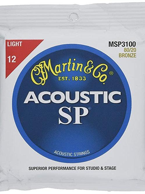 Martin MSP3100 Bronze SP Acustica 12-54