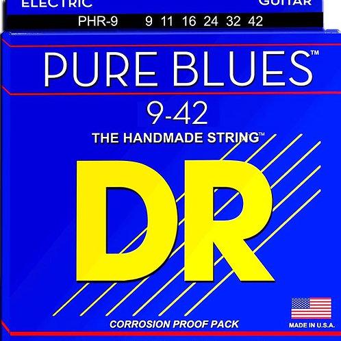 DR PHR-9 Pure Blues Elettrica 9-42