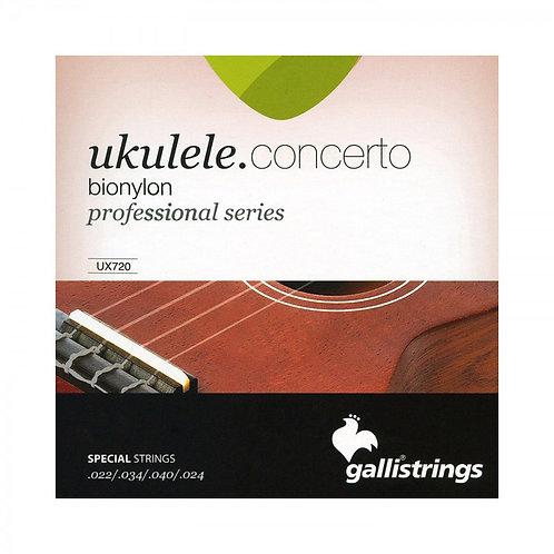 Galli UX720 Ukulele Concerto