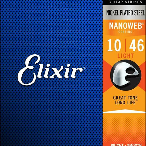 Elixir 12052 Nanoweb Elettrica 10-46