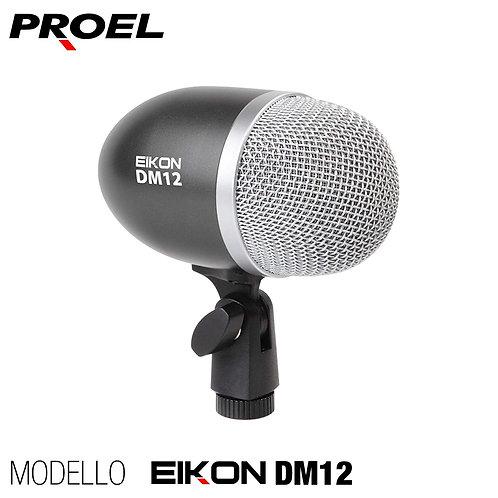 PROEL DM12 MICROFONO PER CASSA