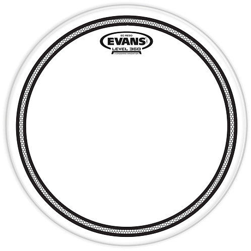 Evans EC Resonant Clear 12""