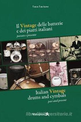 Il vintage delle batterie è dei piatti - Luciano